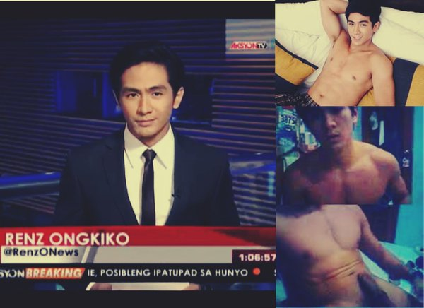 HOT! Model Renz Ongkiko scandal leaked online