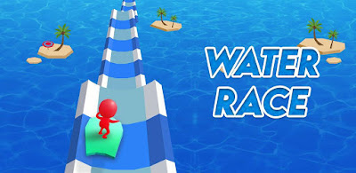 Water Race (MOD, Gems/Unlocked Song) APK For Android