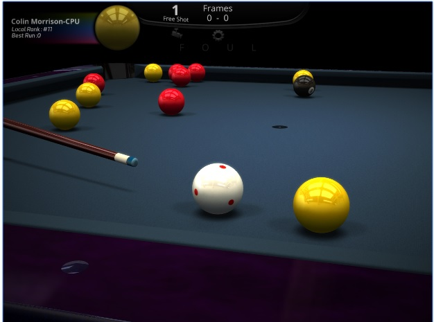 Game Billiard Anroid Offline