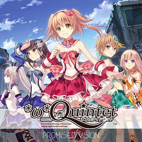 Omega Quintet – PROMiSED ViSION /Good bye&Good luck *ω*Quintet