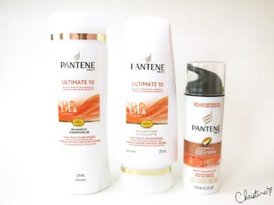 Pantene Pro-V Ultimate 10 Review