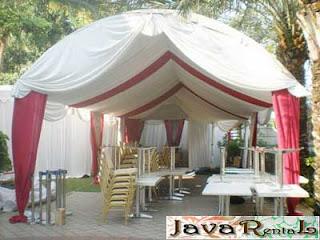 Sewa Tenda Canopy - Penyewaan Tenda Canopy Pernikahan