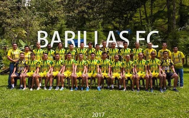 Deportivo Barillas Fc 2017