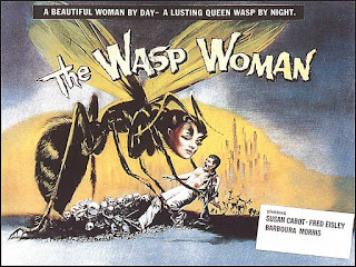 Película La mujer avispa Online