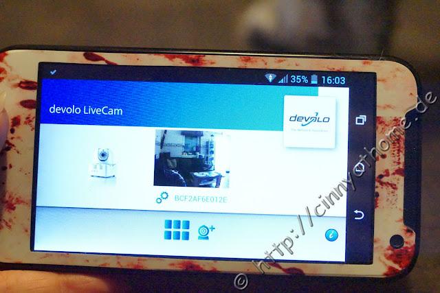 dLAN LiveCam
