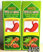 Jual Madu Typus GoMaag Herbal Maagh Luka Lambung dan Liver/Hepatitis di Surabaya