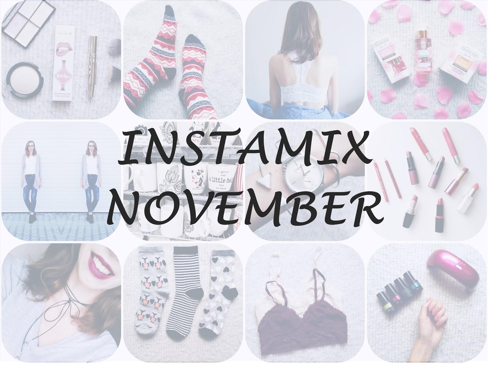 InstaMix - Listopad 2016