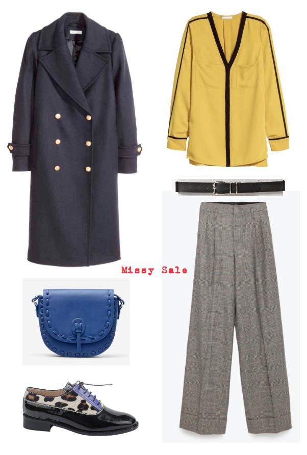 Vestir a los 50 look Katherine Hepburn color  -Missy Sale-