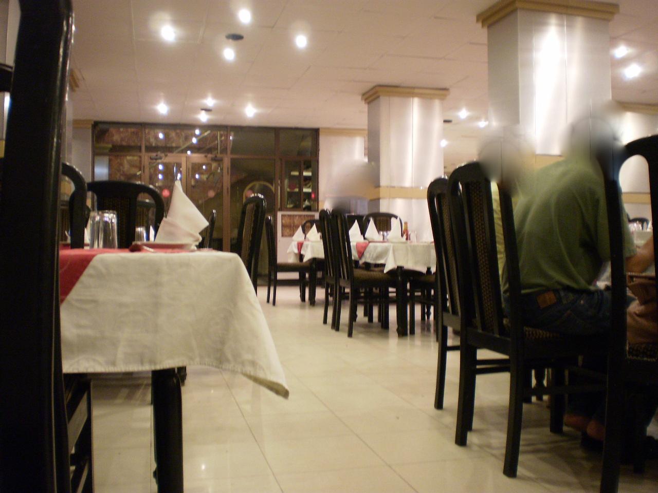 Karachi Eating Out Usmania Restaurant Block 2 Clifton