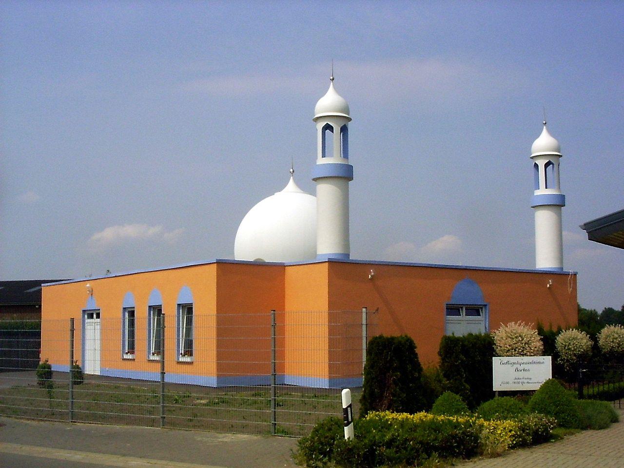 New Zealand Mosque Wikipedia: AHMADIYYA MOSQUE: April 2013