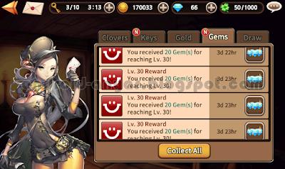 Gratis Kupon Gems Soul Seeker Update Hari ini