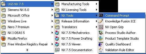 ugpc utility in ugii folder - NX8 | NX_CAD_CAM_CAE_TOOLING_CHENNAI