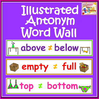 Antonym Word Wall