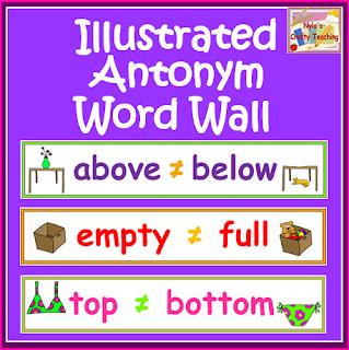Antonym Word Wall