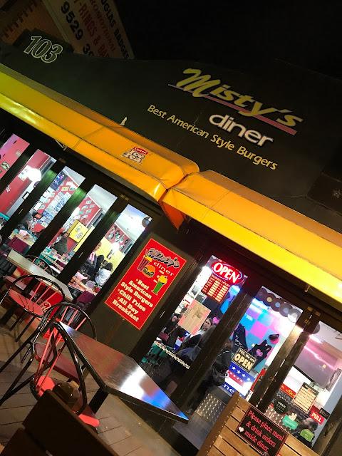Misty's Diner, Prahran