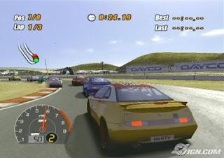 Alfa Romeo Racing Italiano PS2
