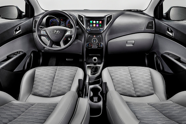 Hyundai lança edição limitada do HB20 para comemorar 5 anos de mercado