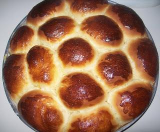 Receita Pão de ovos e Leite Condensado