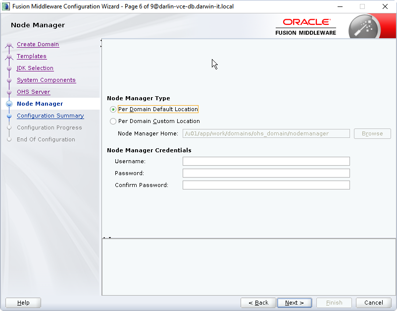 Darwin-IT: Install and configure Oracle HTTP Server Standalone