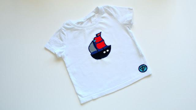 camisetas infantiles decoradas
