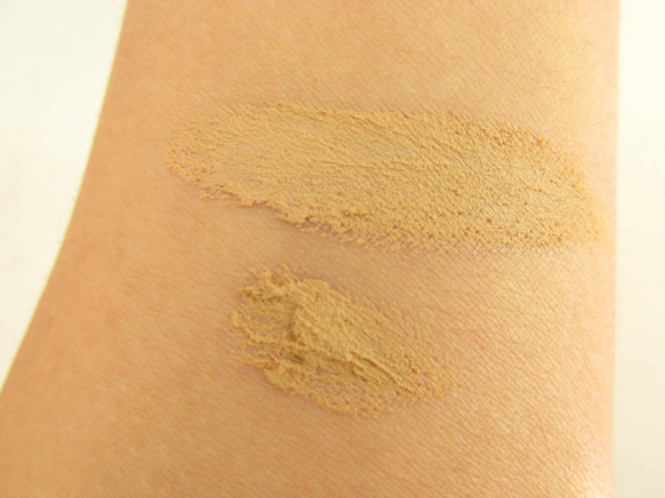 essence Soft Touch Mousse 08 matt vanilla swatch