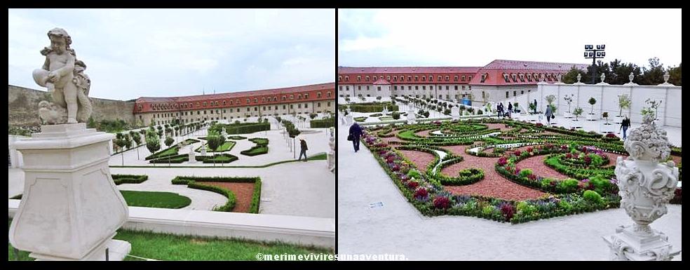 Merime vivir es una aventura bratislava vistas de altura for Jardines barrocos