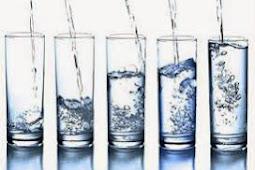 Manfaat dan khasiat air putih untuk kesehatan