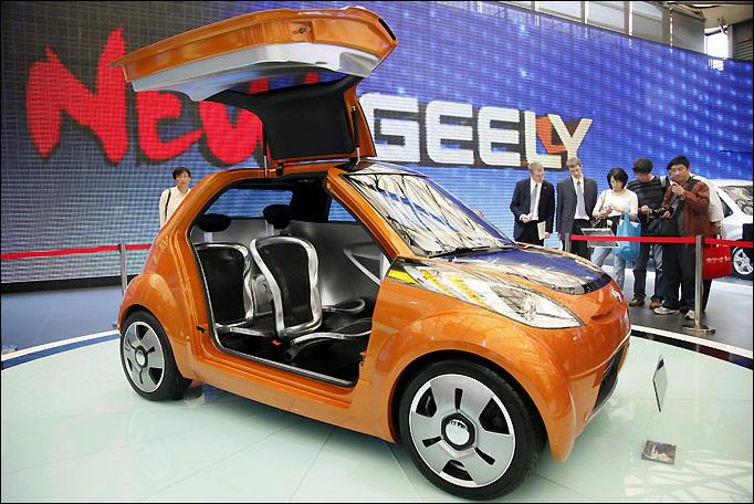 kabar datang dari salah satu partner mereka di indonesia yaitu PT Geely  Mobil Indonesia (GMI) menurut mereka tidak menutup kemungkinan akan  mendatangkan ...