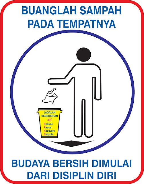 Buang Sampah Pada Tempatnya Logo : buang, sampah, tempatnya, Trend, Terbaru, Pamflet, Buang, Sampah, Tempatnya, Little, Duckling