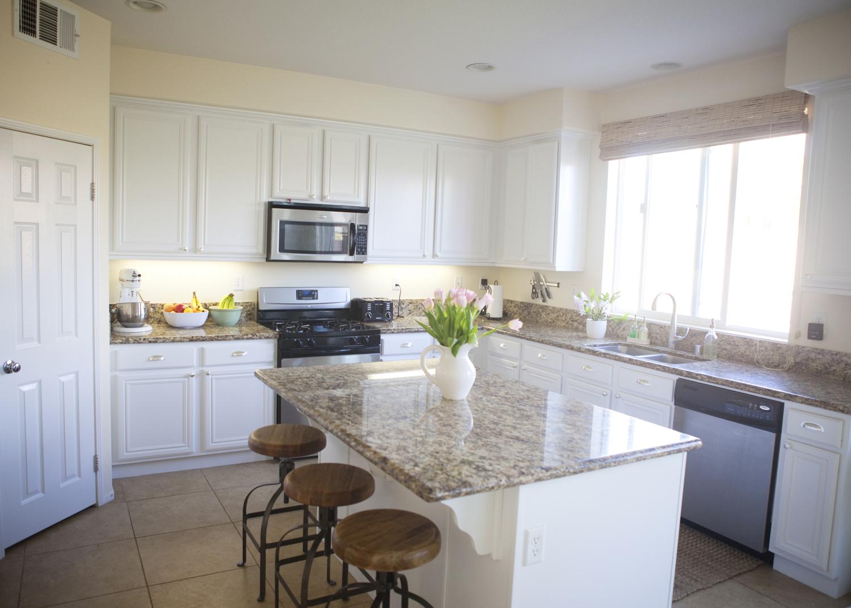 Lillies Blog My New White Kitchen