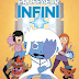 Bande dessinée : Professeur Infini