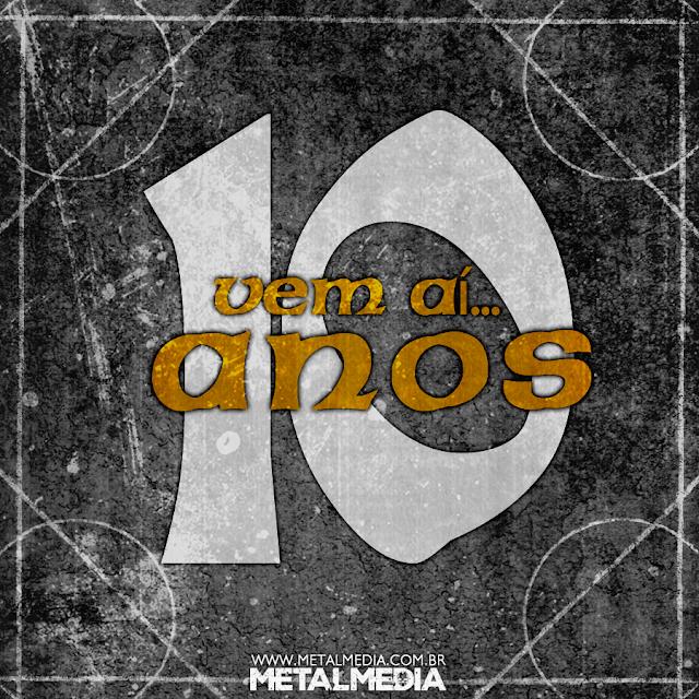 Metal Media 10 Anos: empresa completa uma década em agosto e inicia as comemorações