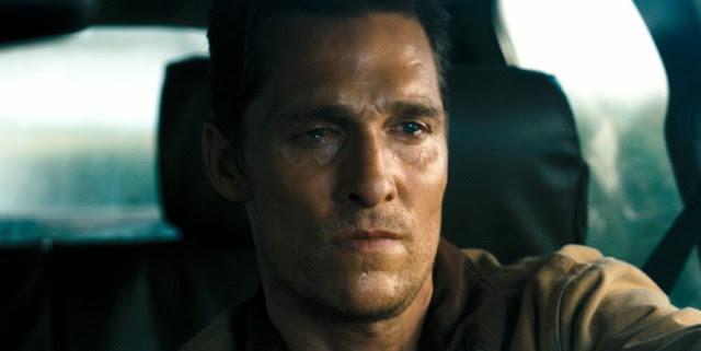 Matthew McConaughey în primul trailer pentru filmul sci-fi Interstellar