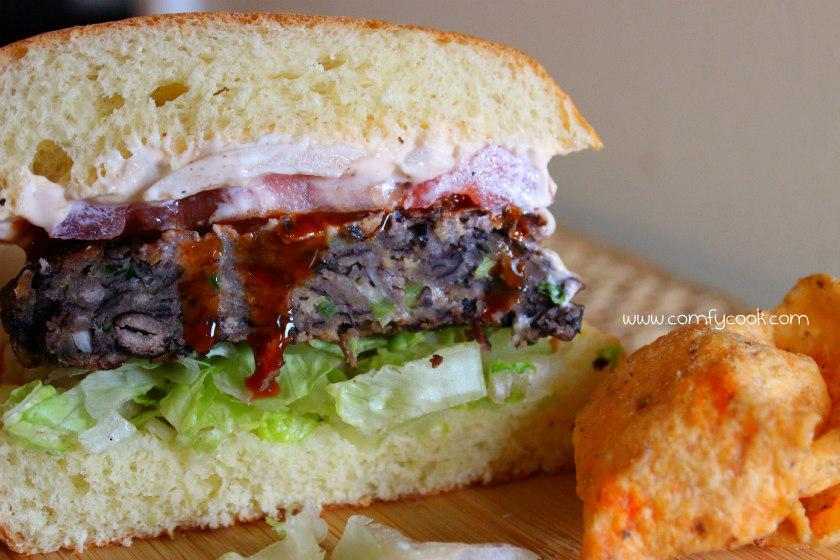 America S Test Kitchen Bean Burger Recipe