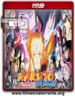 Naruto Shippuden 19ª Temporada Torrent - HDTV
