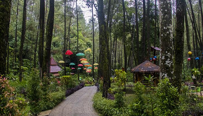 Srambang Park, Ngawi; Perpaduan Keindahan dan Keasrian