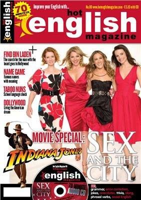 Hot English Magazine - Number 80
