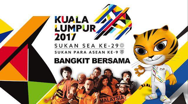 Lagu Tema Sukan SEA 2017 Kuala Lumpur