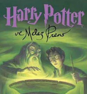 J.K.Rowling – Harry potter ve melez prens (6. kitap)