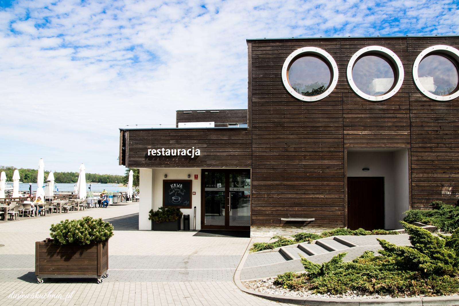 Restauracja Port 110 Iława