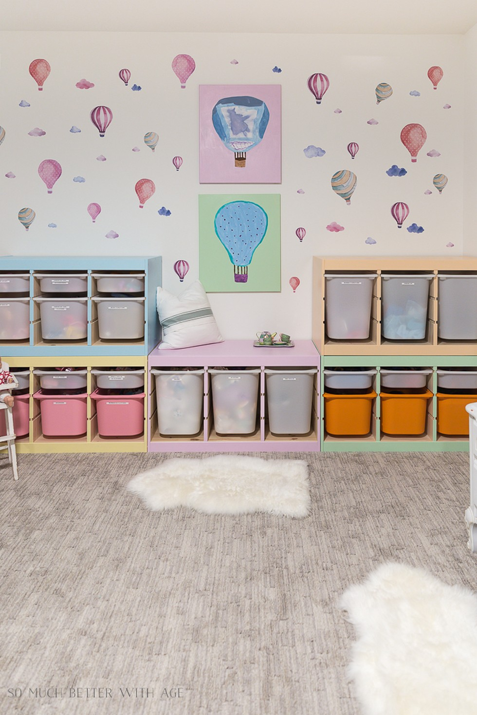 33+ Cool Play Room Decor