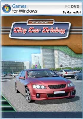 City Car Driving PC [Full] Español【MEGA】