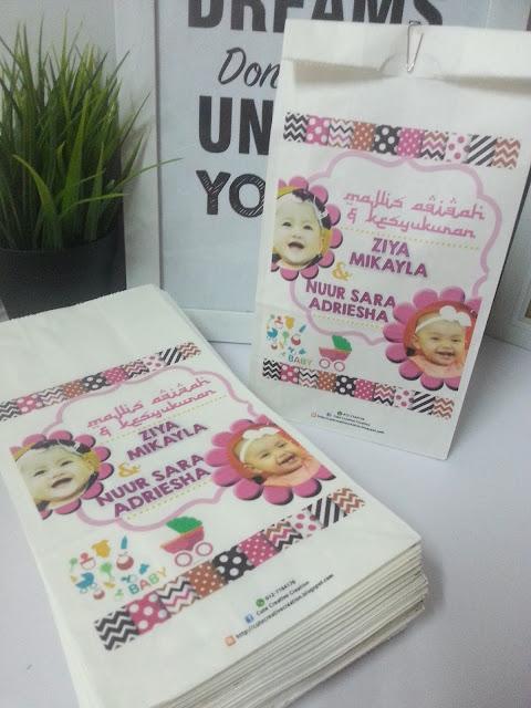 printed paper bag murah