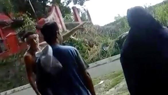 Kata Polisi Soal Bule Marah karena Dengar Shalawat dari Pengeras Suara Mushola