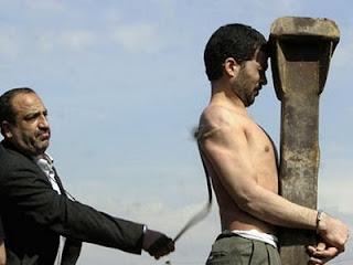 A brutal and medieval theocracy: Public flogging in Iran