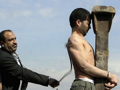 Medieval and barbaric: Public flogging in Iran