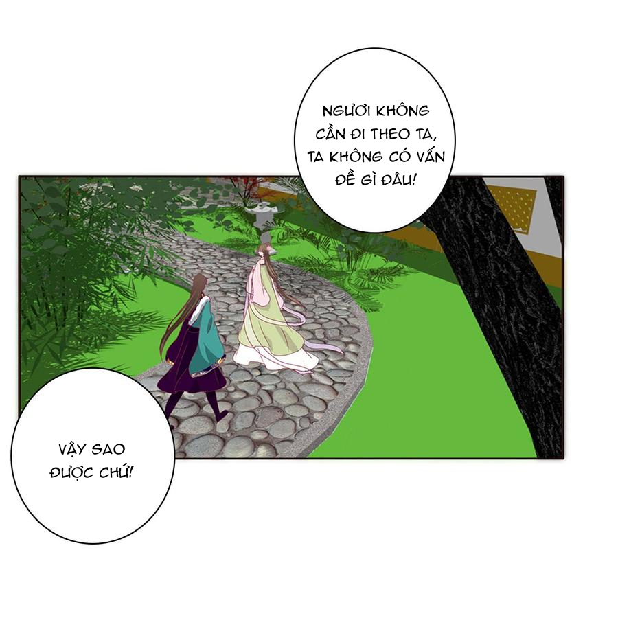 Thông Linh Phi chap 517 - Trang 9