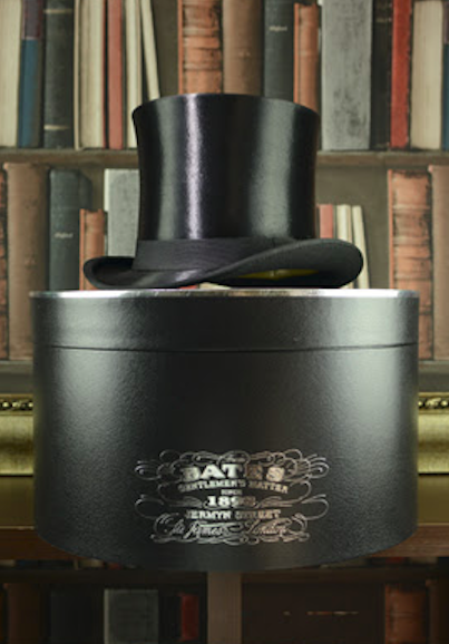 sombrero de copa de Bates