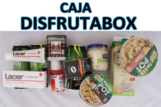 Caja mensual disfrutabox