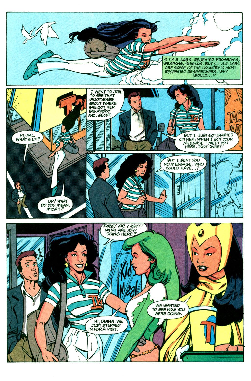 Read online Wonder Woman (1987) comic -  Issue #77 - 14